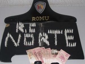 Guarda municipal prendeu rapaz traficando em Sorocaba (Foto: Divulgação/ Guarda Civil Municipal Sorocaba)