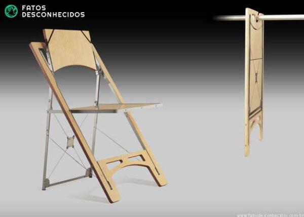 Produtos criativos para casas pequenas