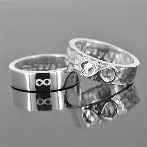 Infinity ring, wedding band, wedding ring, engagement ring