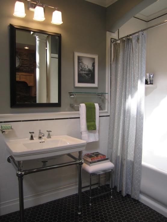Contemporary - bathroom