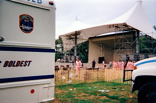 Coney Island Bandshell Concerts