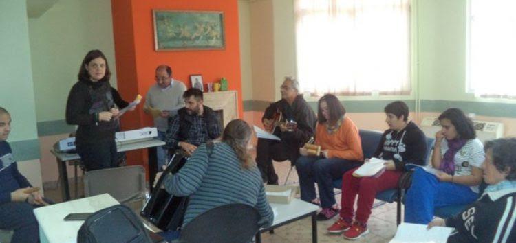 Αποτέλεσμα εικόνας για «Διεκδικούμε – δημιουργούμε τραγουδώντας» από το ΚΕΦΙΑΠ Φλώρινας