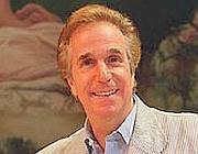 Henry Winkler, lattore che intepretava Fonzie in «Happy  Days»