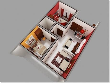 desain ruang tamu rumah minimalis type 36 ~ menghitung