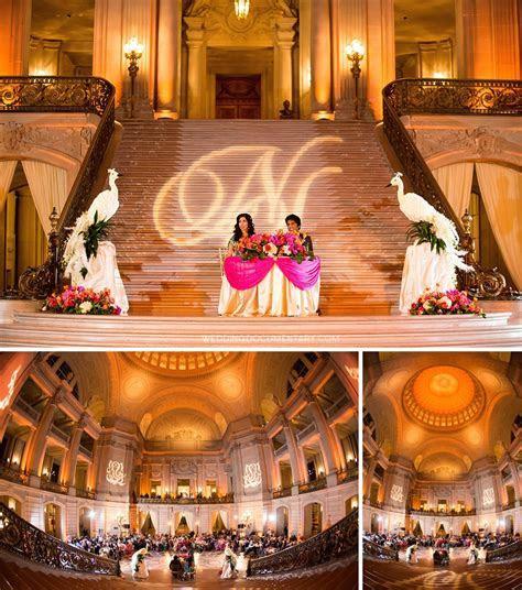 San Francisco City Hall Indian Hindu Wedding   Wedding