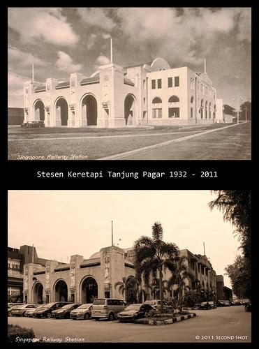 Stesen Keretapi Tanjung Pagar