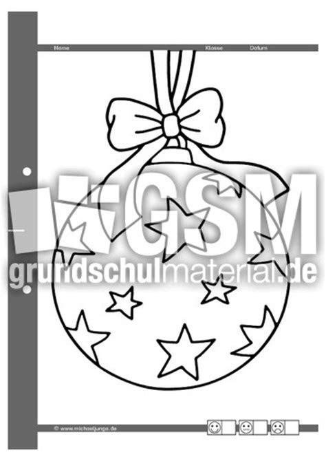 ausmalbilder weihnachten grundschule  kostenlose