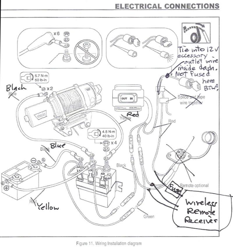30 Badlands Winch Wiring Diagram