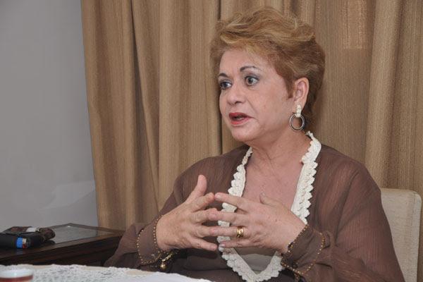 Ex-governadora Wilma Maria de Faria não se pronunciou oficialmente