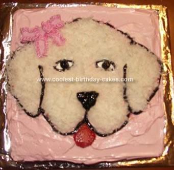 Birthday Cake On Coolest Dog 45
