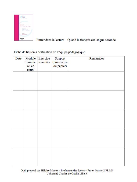 Exemple De Carnet De Bord Pour Rapport De Stage