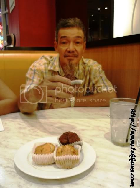 Kenny Rogers,Father's Day,Muffin