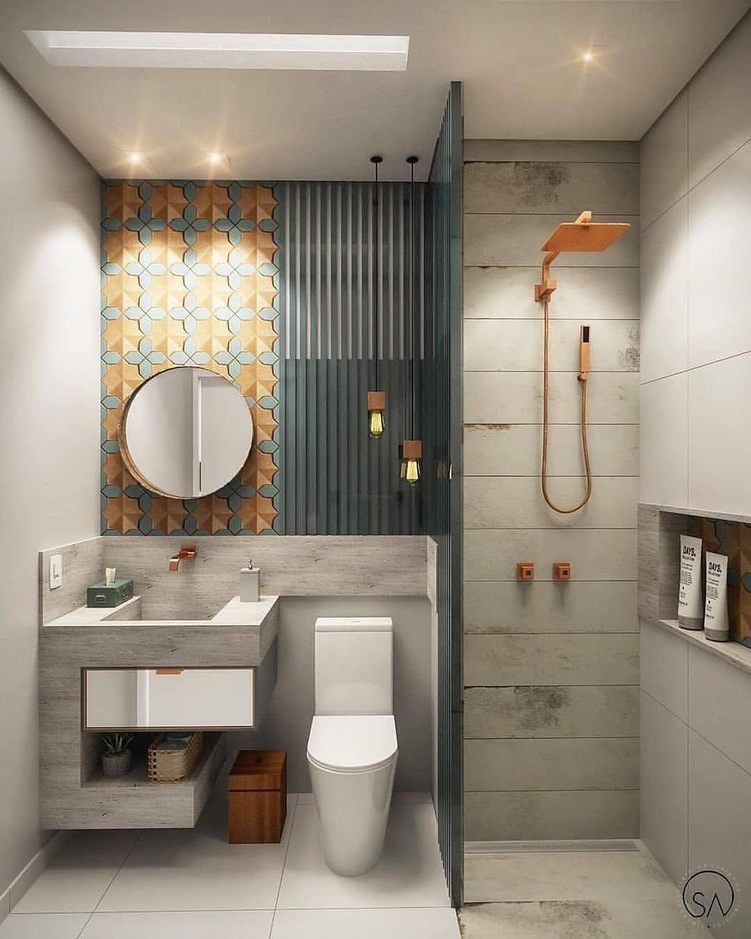 Desain Teras Rumah Sederhana: Keramik Mandi Minimalis ...