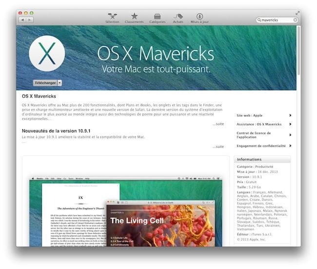 appstore Redonnez une seconde jeunesse à votre vieux Mac