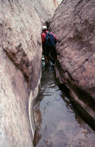 Slot canyon tours page
