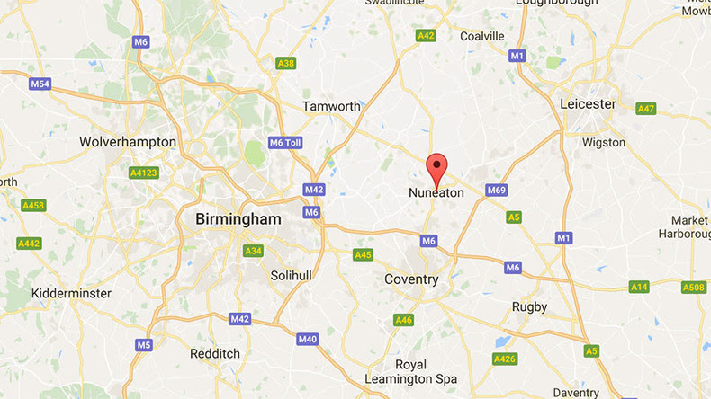 Gunman takes hostages at bowling alley in Nuneaton, England – local reports