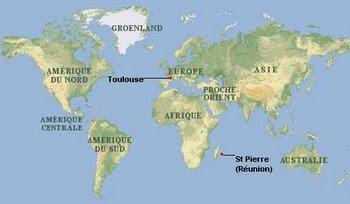Info Ile De La Reunion Carte Du Monde