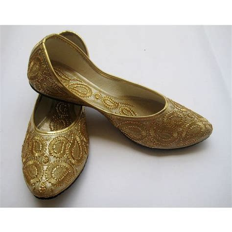 Gold Sequin Bridal Ballet Flats/Wedding Shoes/Paisley