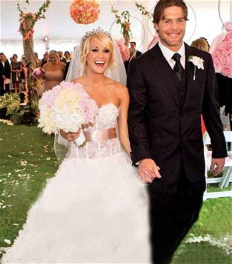 25  best ideas about Carrie underwood married on Pinterest