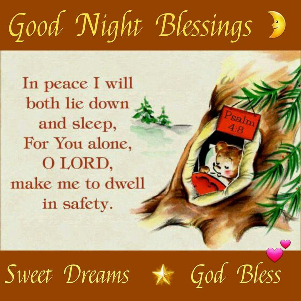 The Best Blessed Good Night Images - dgreetings