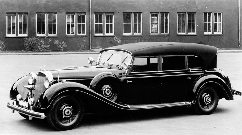 1930→1943 Mercedes-Benz 770 Großer - Supercars.net