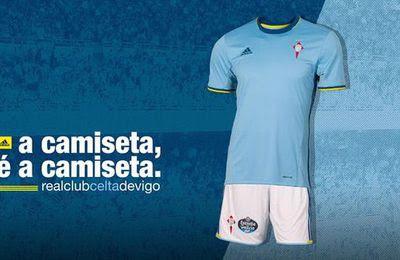 Nueva Camiseta Celta de Vigo baratas 2016 2017