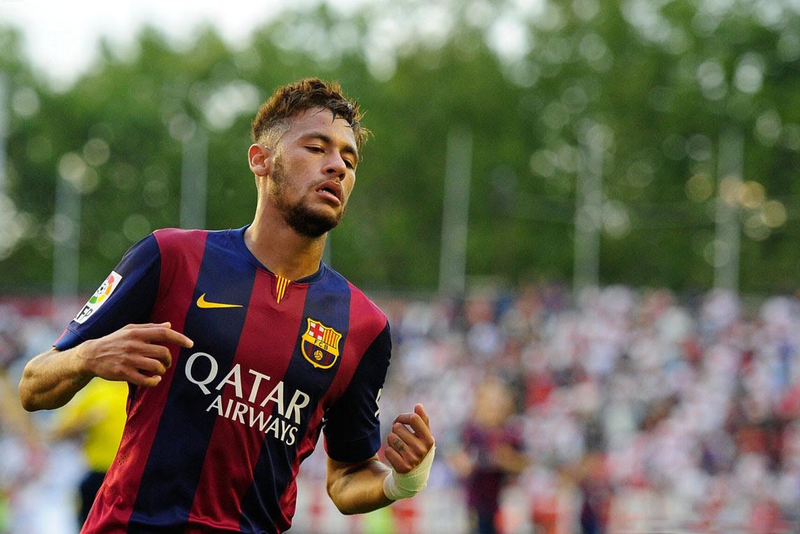 Neymar in FC Barcelona 2014-2015