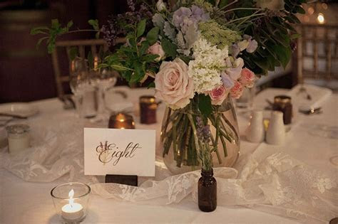 Laura & Rob?s Rustic Lavender Winery Wedding