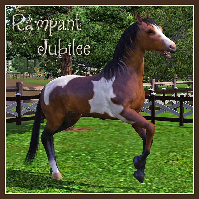 Rampant Jubilee - covershot 01