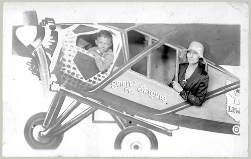 Spirit of St. Louis Novelty Photo