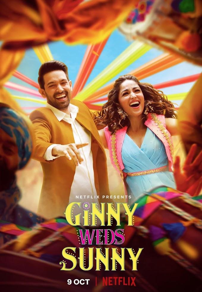 Ginny Weds Sunny 2020 Hindi NF Movie