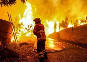 Las imágenes de la catástrofe