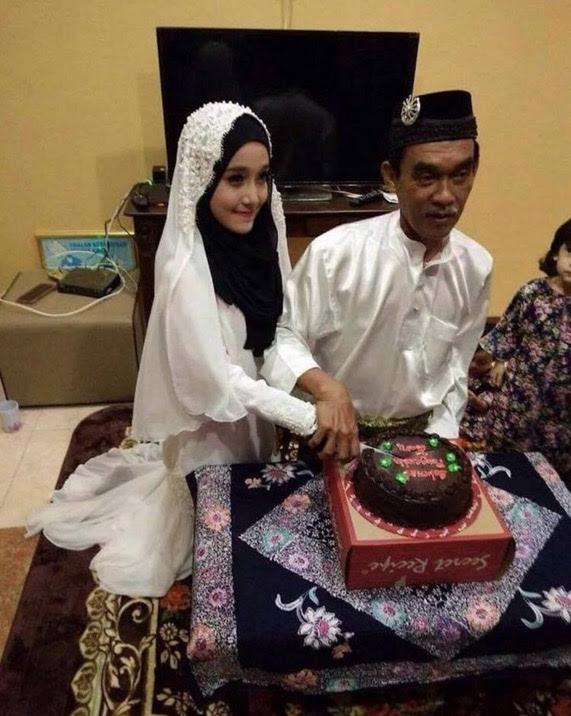 Kisah Sebenar Pakcik Kahwin Dengan Anak Dara