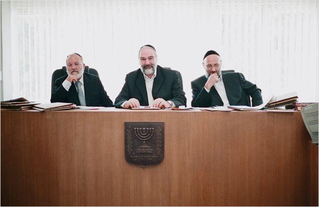 Le procès de Viviane Amsalem : Photo Eli Gornstein