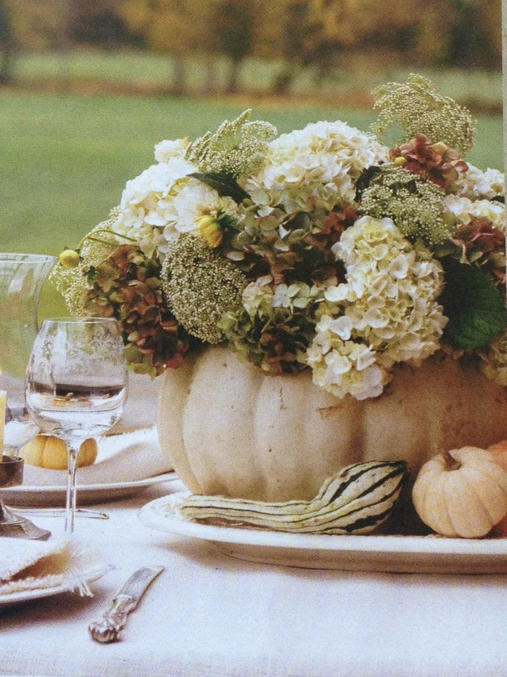 Autumn Cottage Magazine 2012 -gentle fall decor...greens and creamy whites.