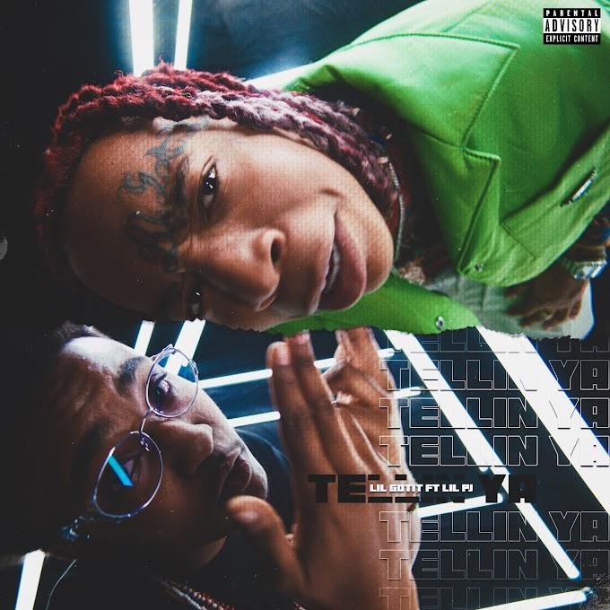 Lil Gotit - Tellin Ya (feat. Lil PJ) - Single [iTunes Plus AAC M4A]