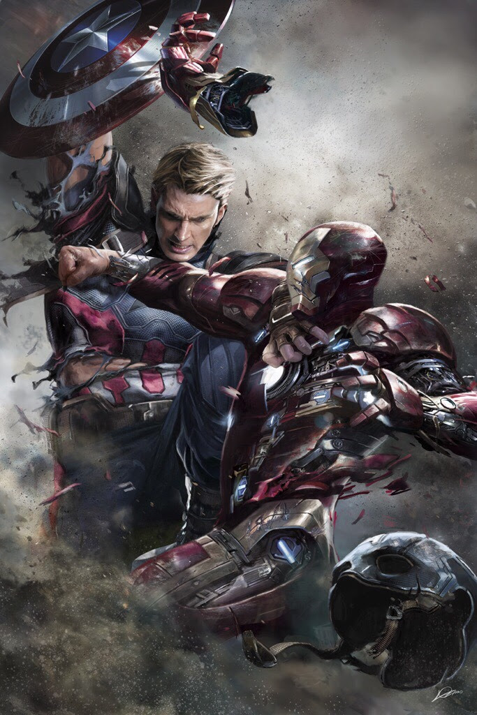 CAPTAIN AMERICA: CIVIL WAR!