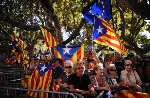 Thumbnail for Catalonia defies Spanish government and makes independence vote official