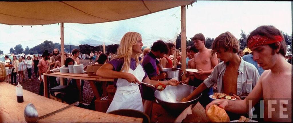 O festival de Woodstock em números e imagens 34