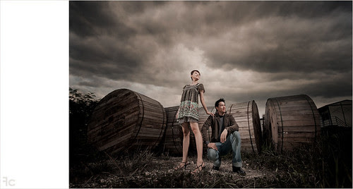 Jacqueline ~ Pre-wedding photography