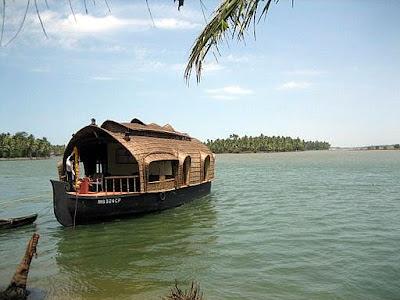 House Boat at Malpe near Udupi