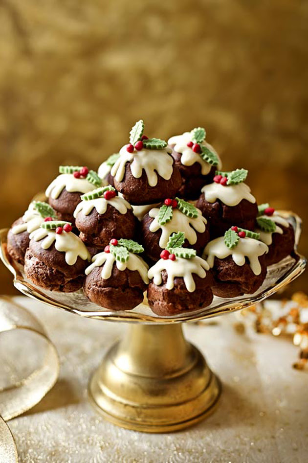 Unbelivably good chocolate Christmas desserts! - Woman's own