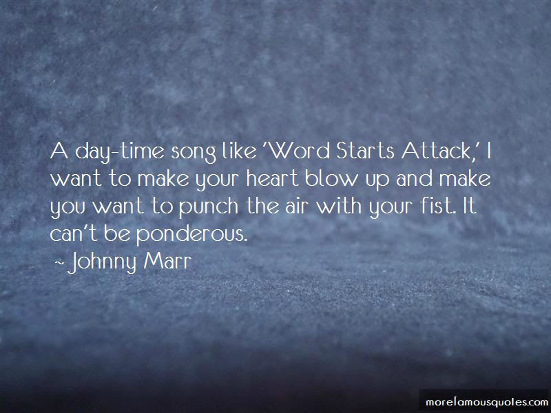 Heart And Fist Quotes Top 42 Quotes About Heart And Fist From