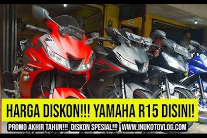 YAMAHA R15 V3 BEKAS - DI SORUM MOTOR BEKAS SEMARANG