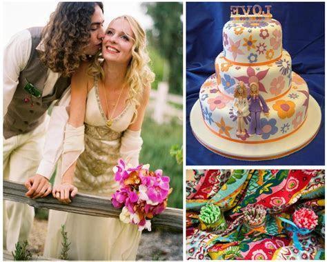 Niecey's blog: hippie wedding invitations