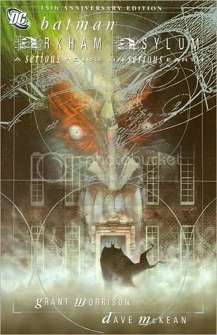 cover by Dave McKean