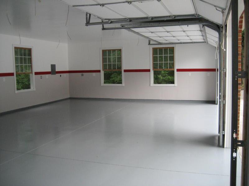 Multi-color garage walls - The Garage Journal Board