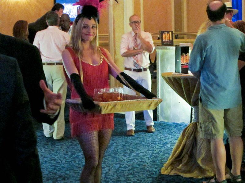 Drambuie VIP Party Waitress at The Roosevelt