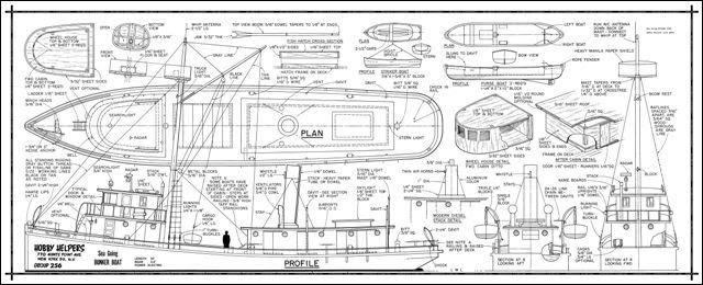 Wooden boat design drawings Details ~ Farekal