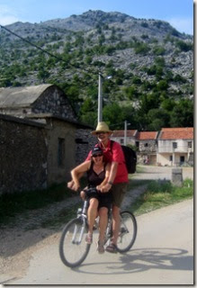 Bicycle for Two (photo Sally)